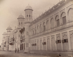 The Amba Vilasa of the Palace, Mysore.